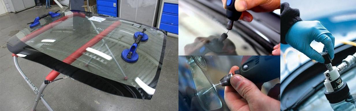 Поменять лобовое стекло своими руками 78